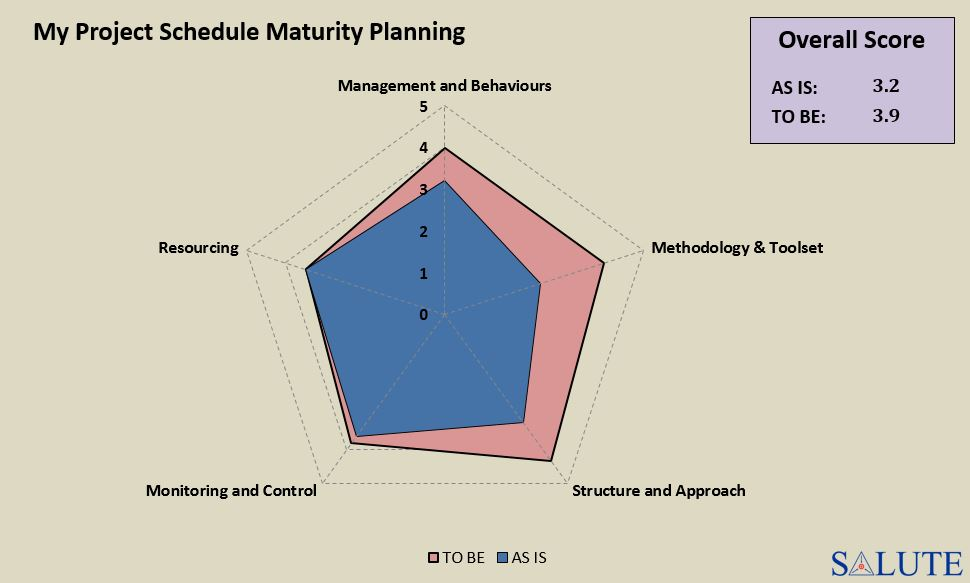 Schedule Maturity Planning. Part 1 – Categories